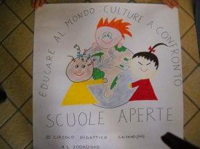 SCUOLE APERTE :CULTURE A CONFRONTO III CIRCOLO DIDATTICO CAIVANO