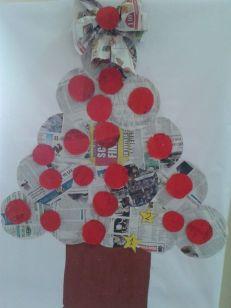 albero ricicloso