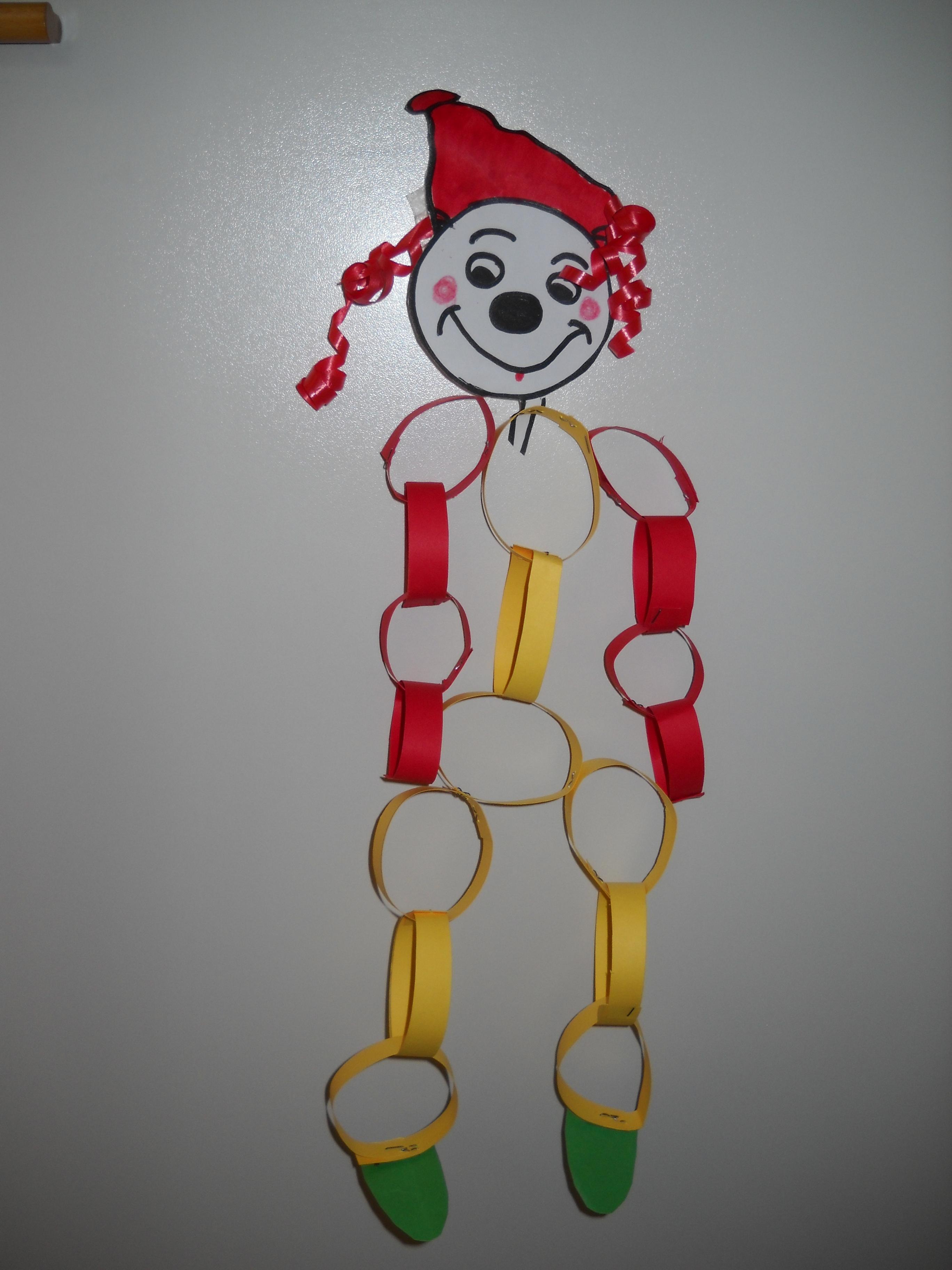 Lavoretti carnevale maestramaria for Lavoretti per scuola infanzia