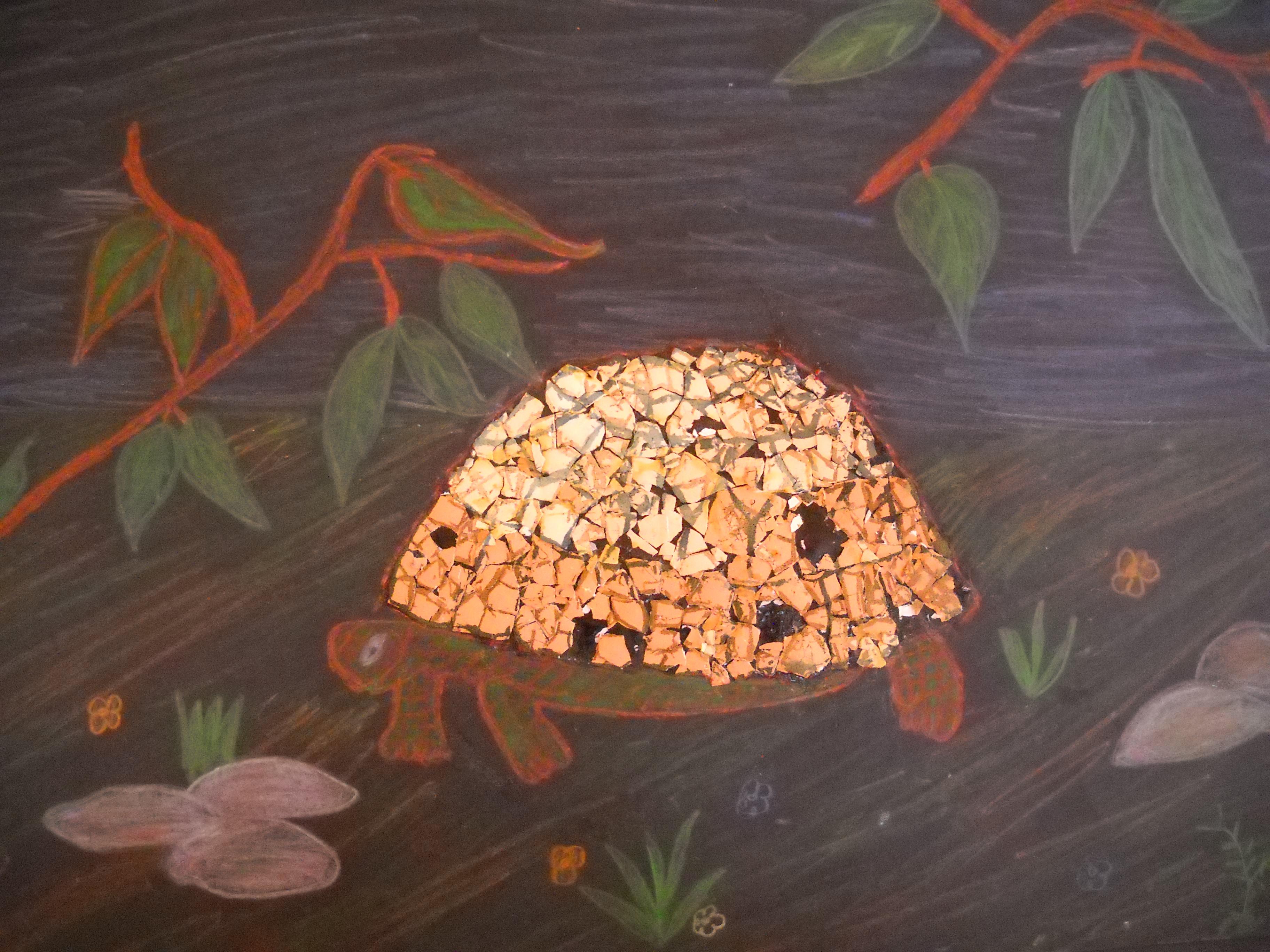 Tartaruga maestramaria for Addobbi autunno scuola infanzia