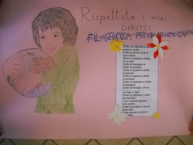I diritti dei bambini maestramaria for Maestra gemma diritti dei bambini