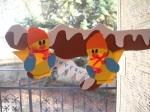 uccellini incappucciati