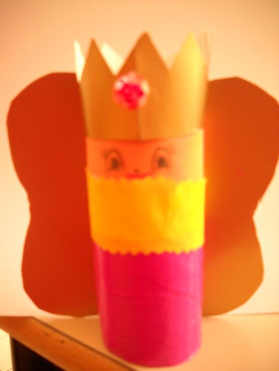 La farfalla regina
