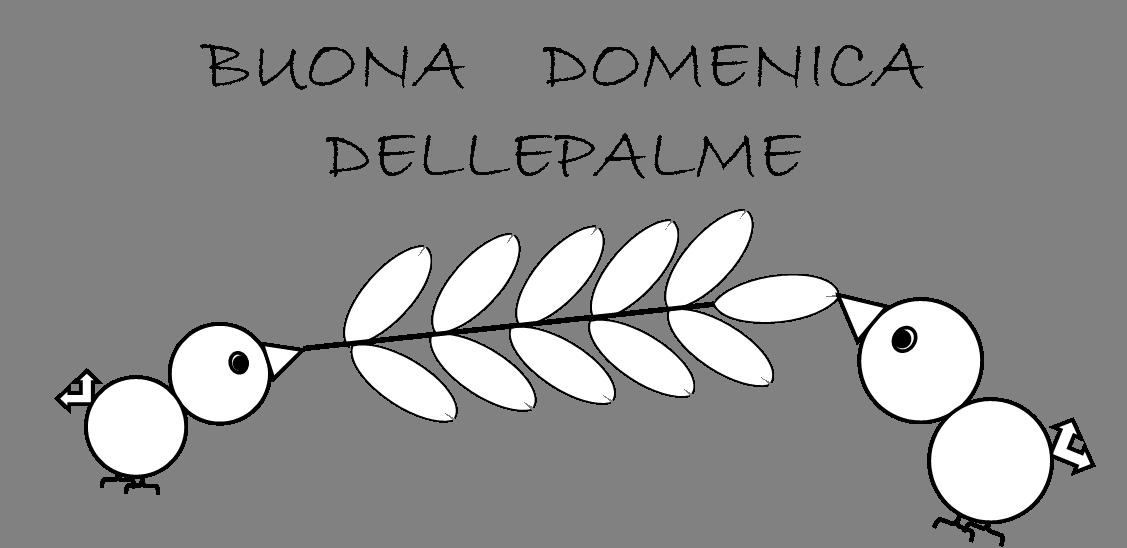 Domenica delle palme   ���FILASTROCCHE,CANTI,POESIE PER L'INFANZIA ...