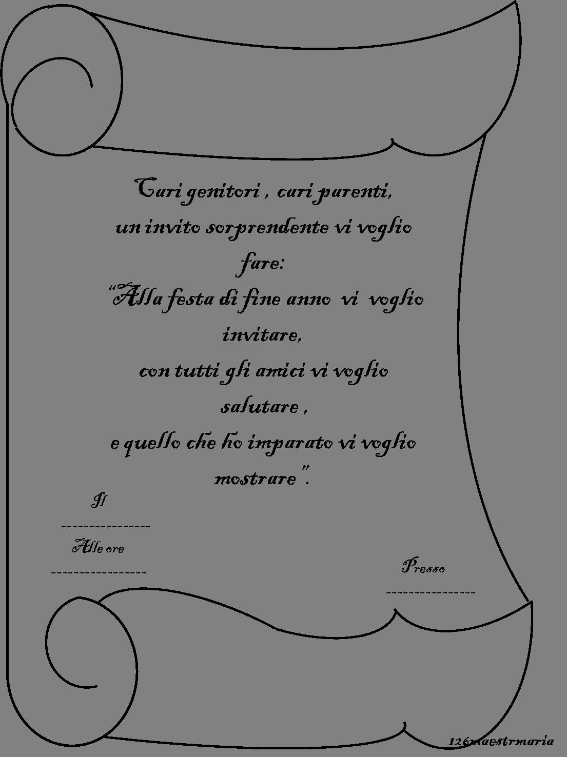 Amato Inviti fine anno | Maestramaria TK53