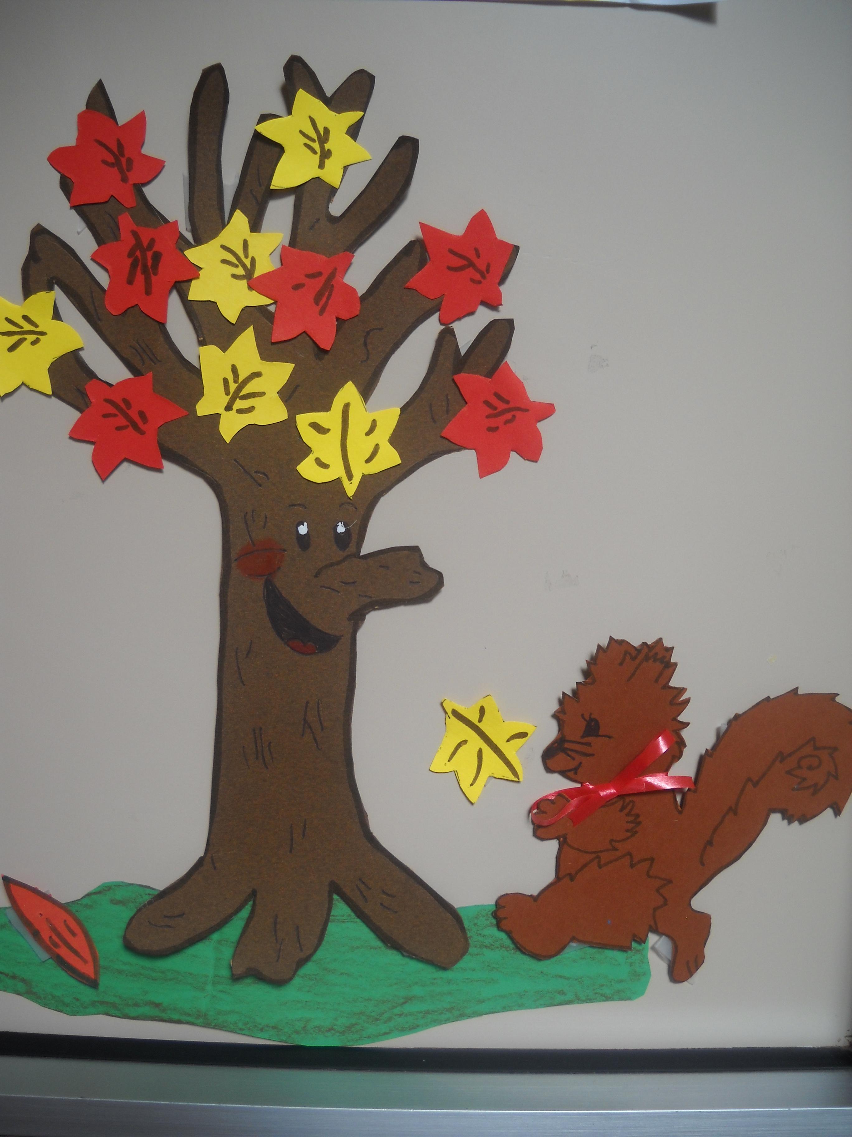 Scuola infanzia filastrocche canti poesie per l for Addobbi autunno scuola infanzia