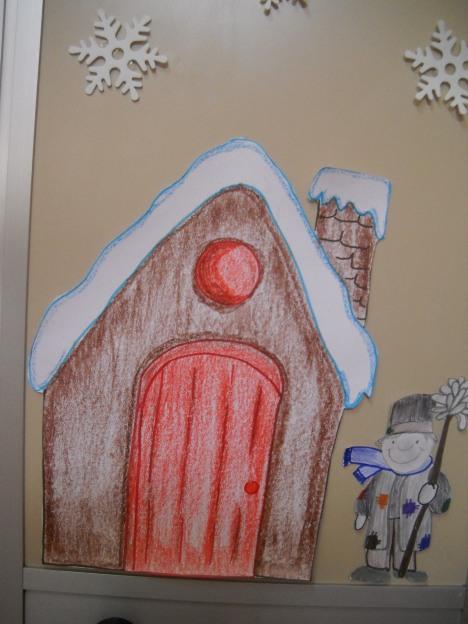 Addobbi per porta invernali 001