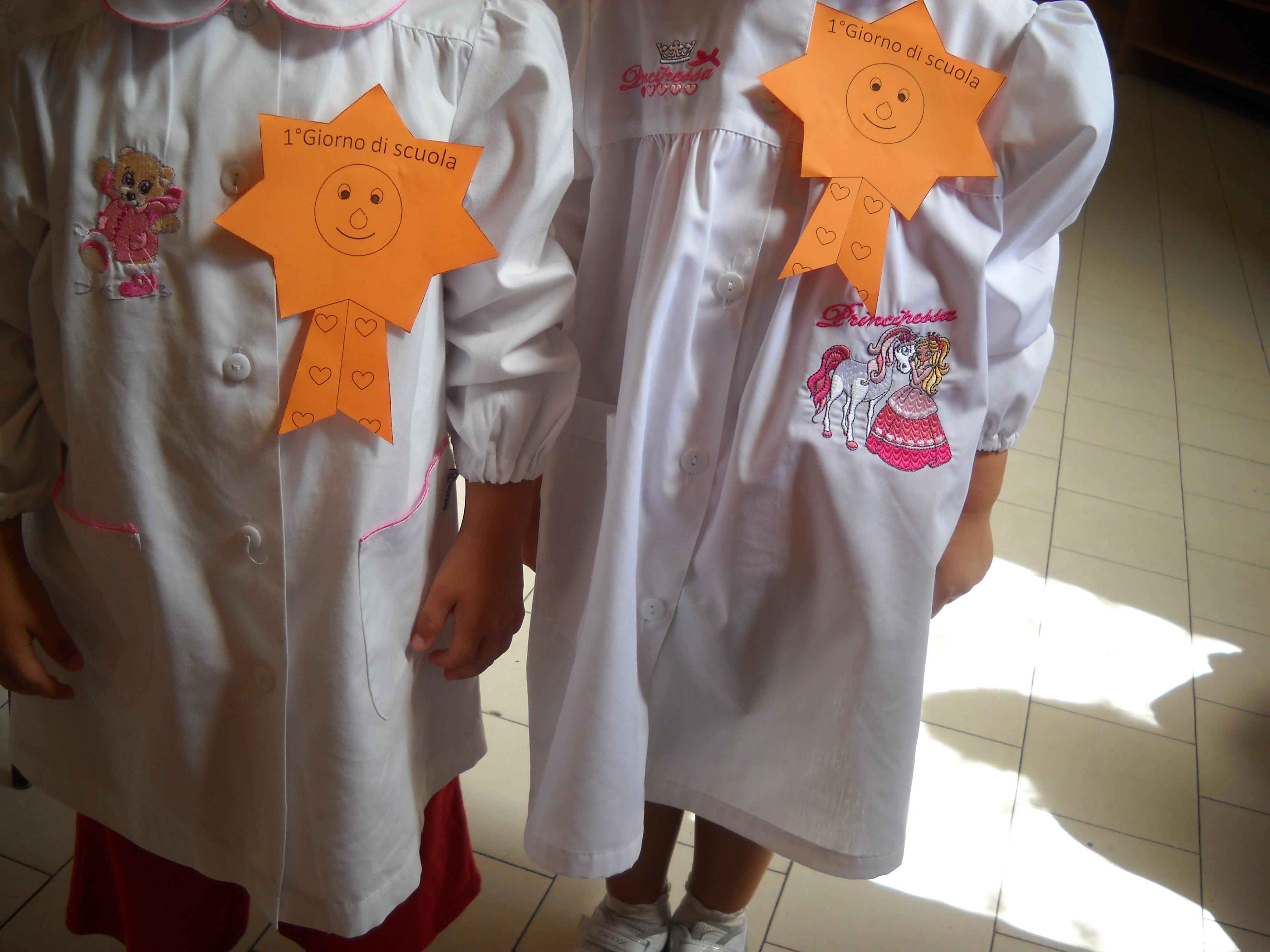 Accoglienza dei bambini a scuola maestramaria for Lavoretti accoglienza infanzia