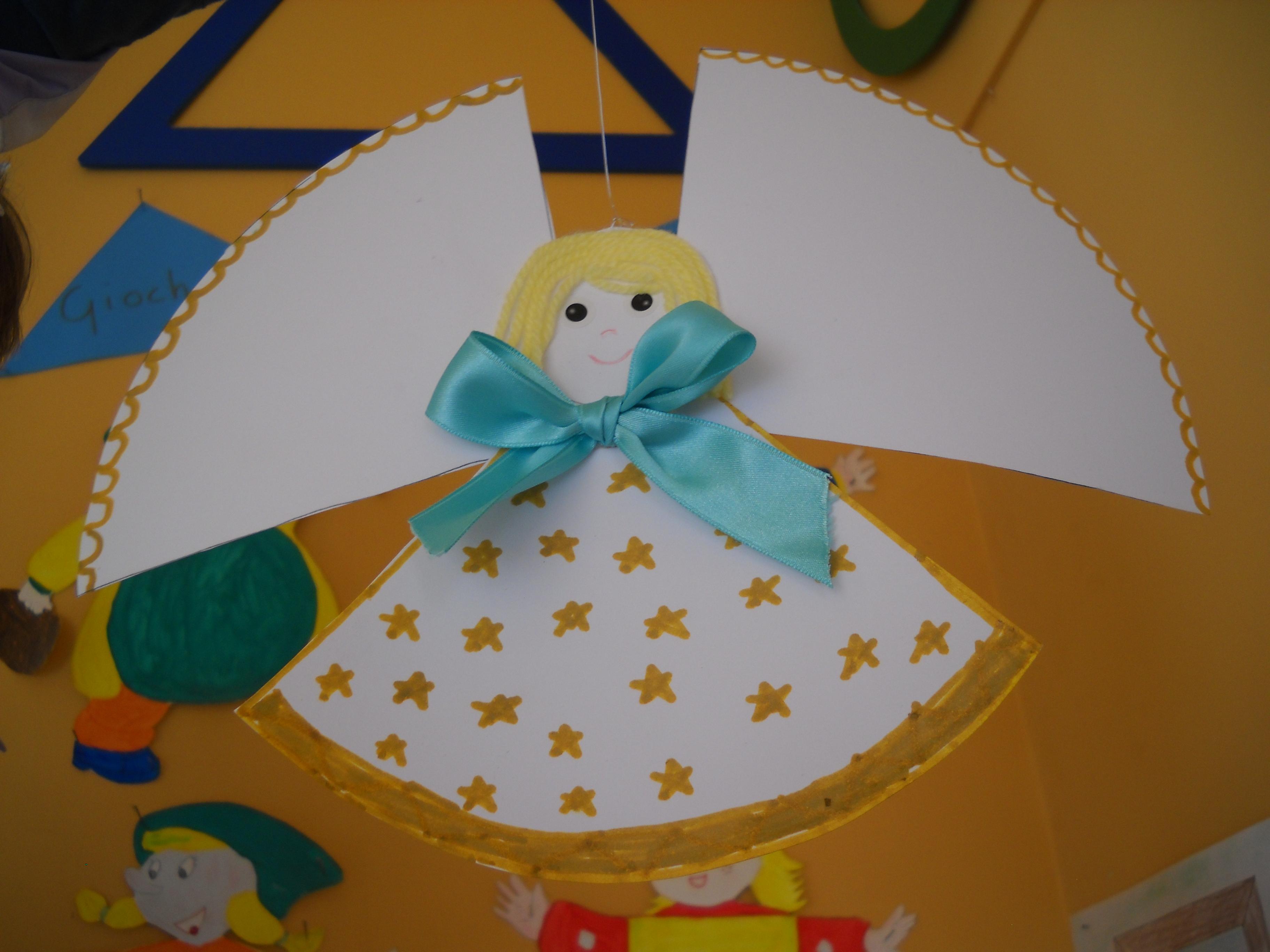 Addobbi natalizi per aule maestramaria for Addobbi di natale per bambini scuola infanzia