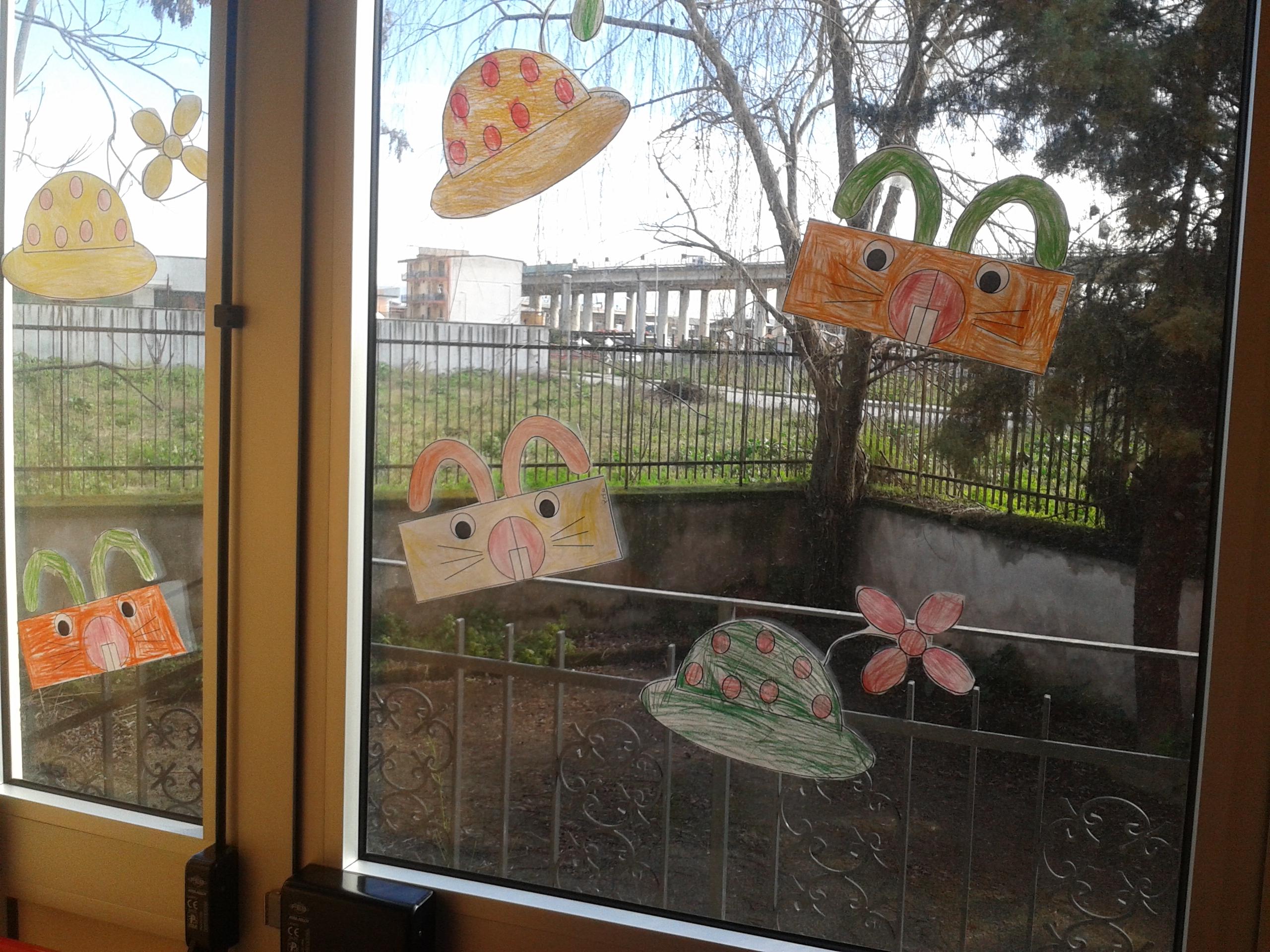 Addobbi carnevale maestramaria - Addobbi finestre ...