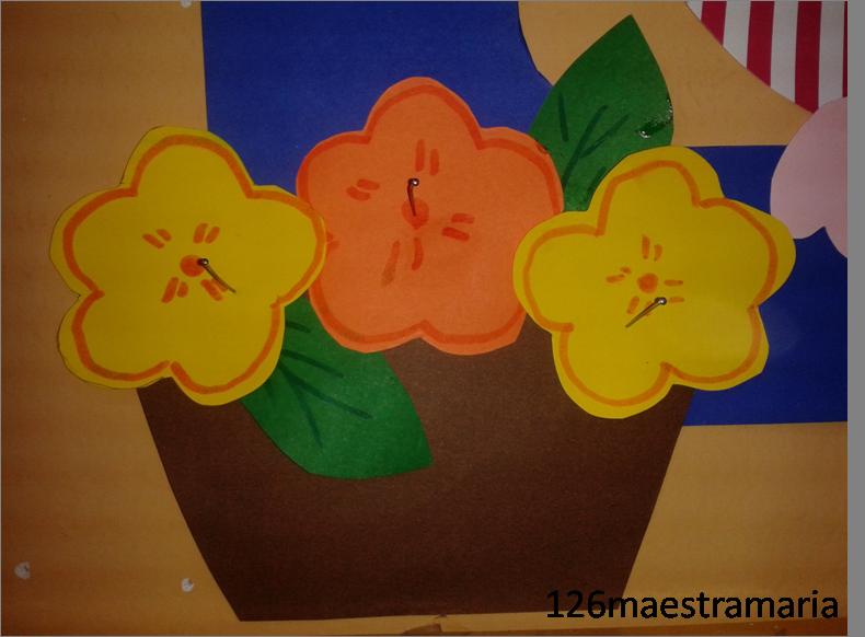 Lavoretti e addobbi primavera filastrocche canti poesie per l 39 infanzia giocoliereitaly - Addobbi primavera per finestre ...
