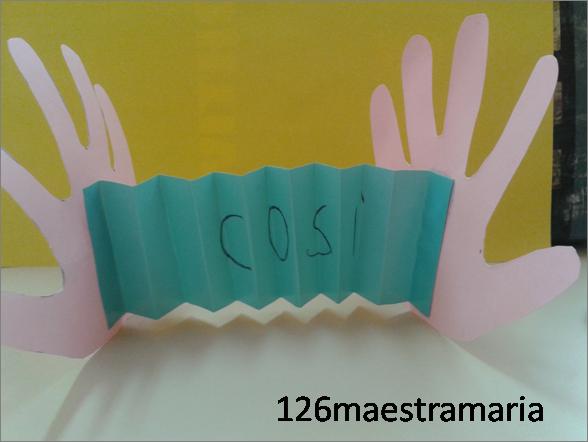 Souvent Lavoretto per la festa del papà | Maestramaria OV44