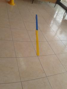 Imparo le forme geometriche con i giochi motori (4)