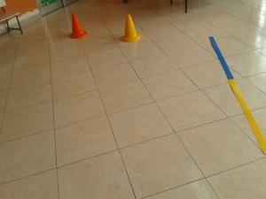 Imparo le forme geometriche con i giochi motori (5)