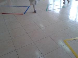 Imparo le forme geometriche con i giochi motori (9)