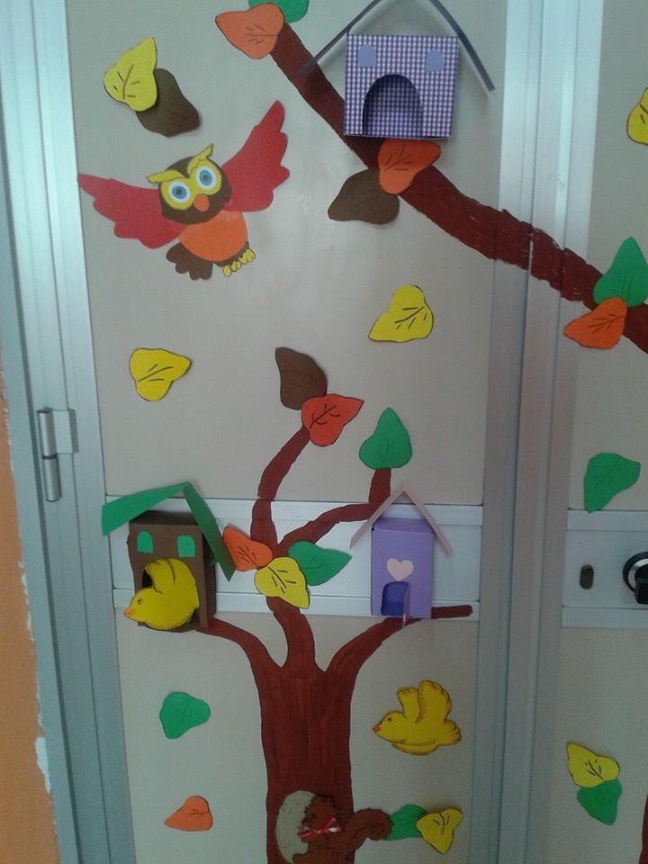 Speciale autunno maestramaria for Addobbi autunno scuola infanzia