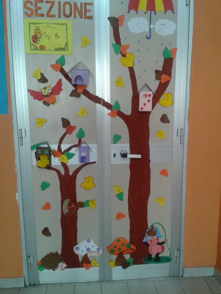 Speciale autunno maestramaria for Cartelloni scuola infanzia