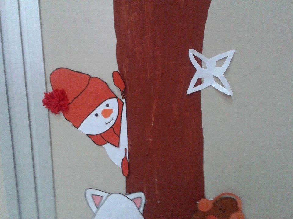 Decorazioni Di Natale Scuola Materna : Lavoretti natalizi per la scuola dell infanzia fotogallery