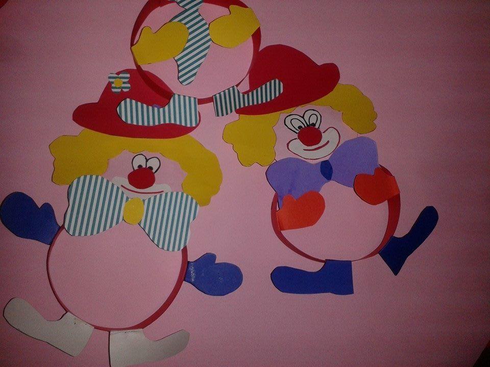 Lavoretti carnevale maestramaria for Addobbi di natale per bambini scuola infanzia