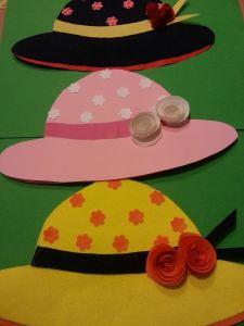 tris cappelli mamma