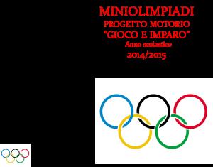 invito Miniolimpiadi