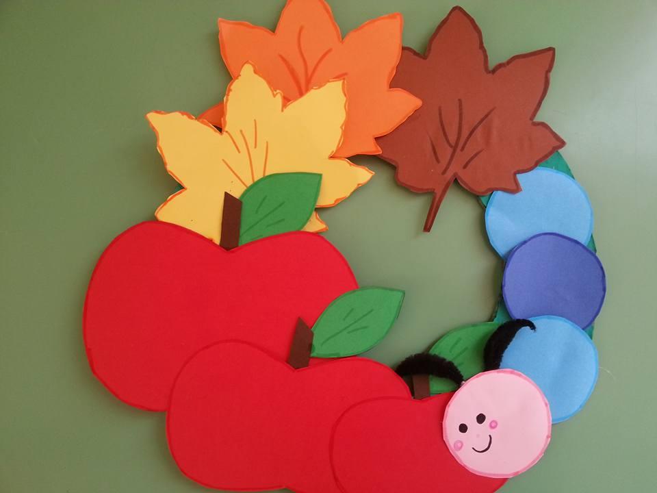 Filastrocche canti poesie per l 39 infanzia for Addobbi autunno scuola infanzia