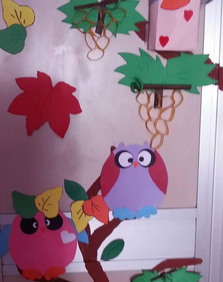 Vendemmia maestramaria for Addobbi finestre autunno scuola infanzia