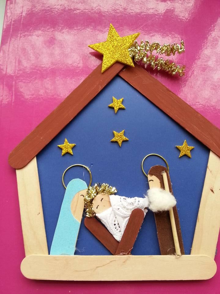 Lavoretti Di Natale Bambini Scuola Infanzia.Poesie Del Natale Maestramaria