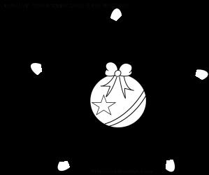 stella con pallina