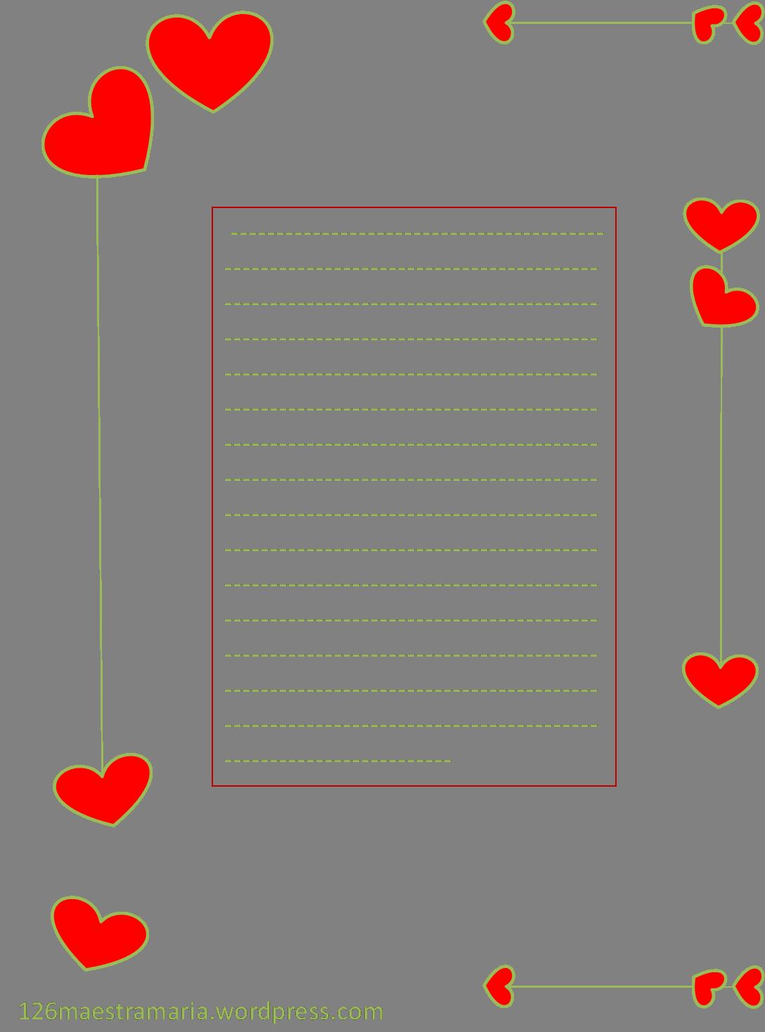pagine da color are per san valentino