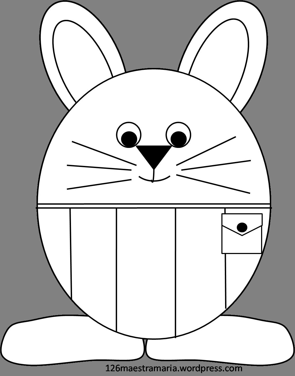 Pregrafismo maestramaria for Coniglio disegno per bambini