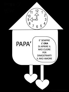 Disegni E Lavoretti Per La Festa Del Papà Maestramaria