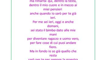 Poesie Per La Fine Dell Anno Scolastico Maestramaria