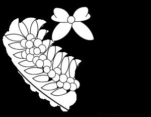 cuore-mimosa-da-colorare