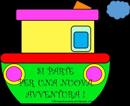 barchetta colorata