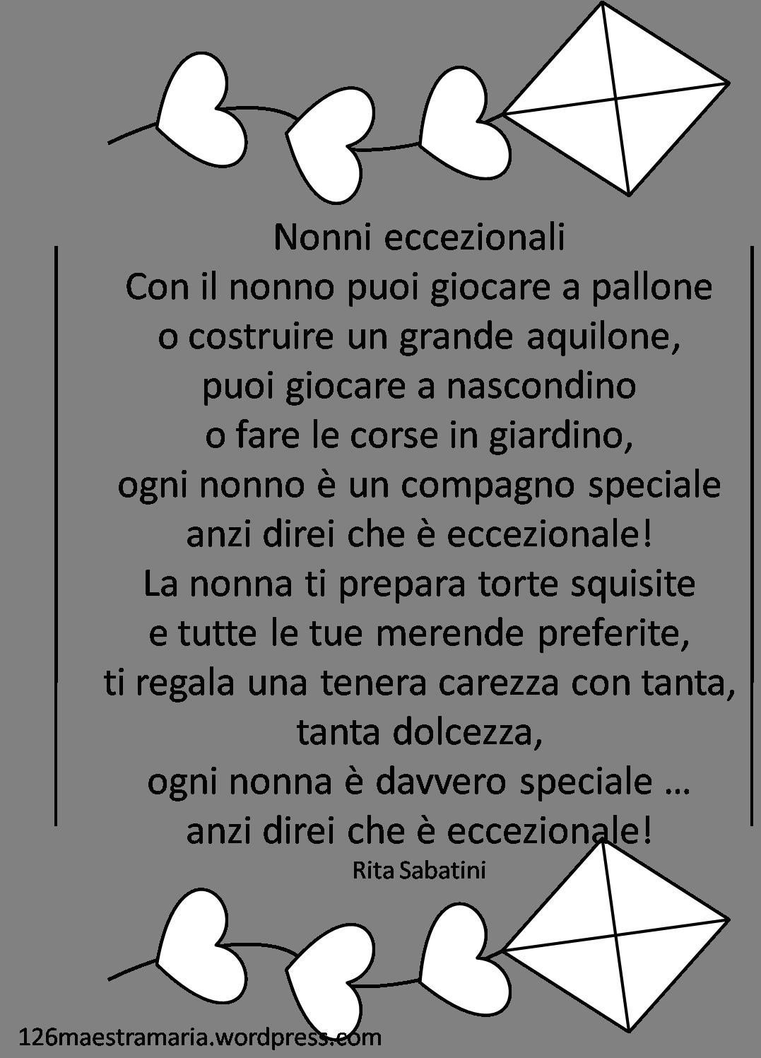 Poesie Per La Festa Dei Nonni Scuola Primaria Uw42 Regardsdefemmes