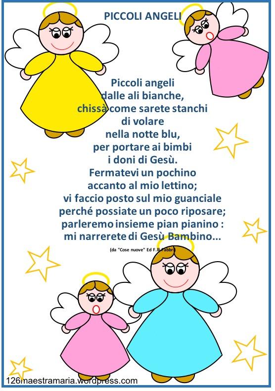 Piccoli angelim letterina