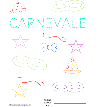 Libricino Di Carnevale Maestramaria