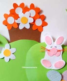 Lavoretti e addobbi primavera maestramaria for Lavoretti di primavera