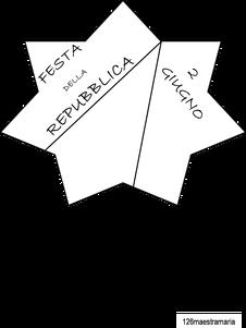 bandiera a stella