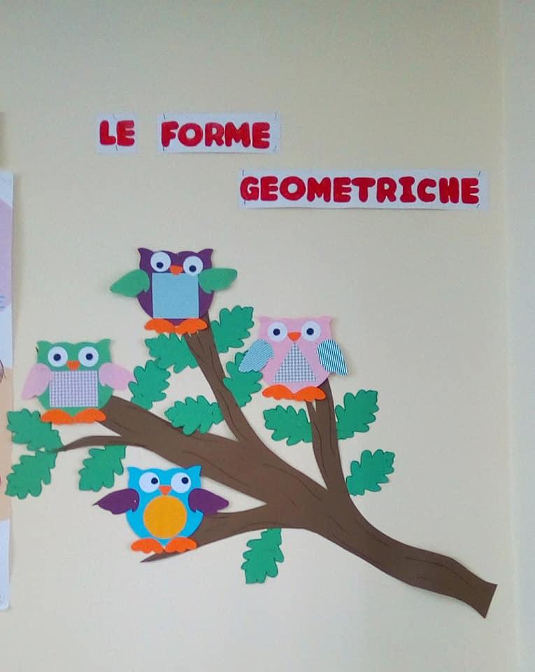 gufetti forme geometriche