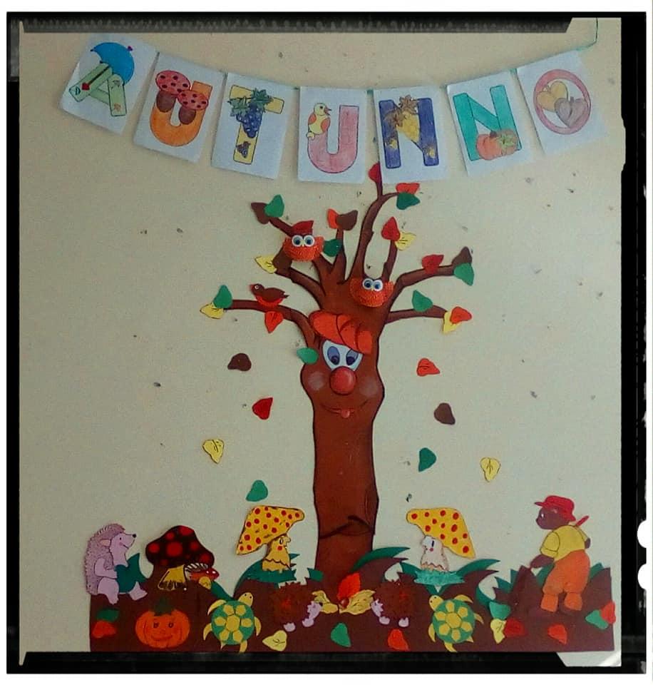 parete autunno